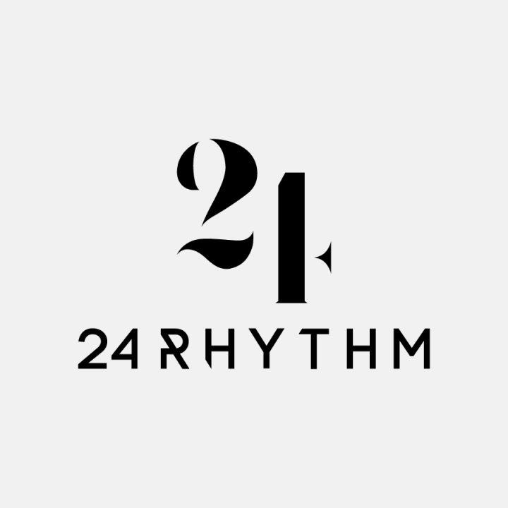 24rhythm ロゴ