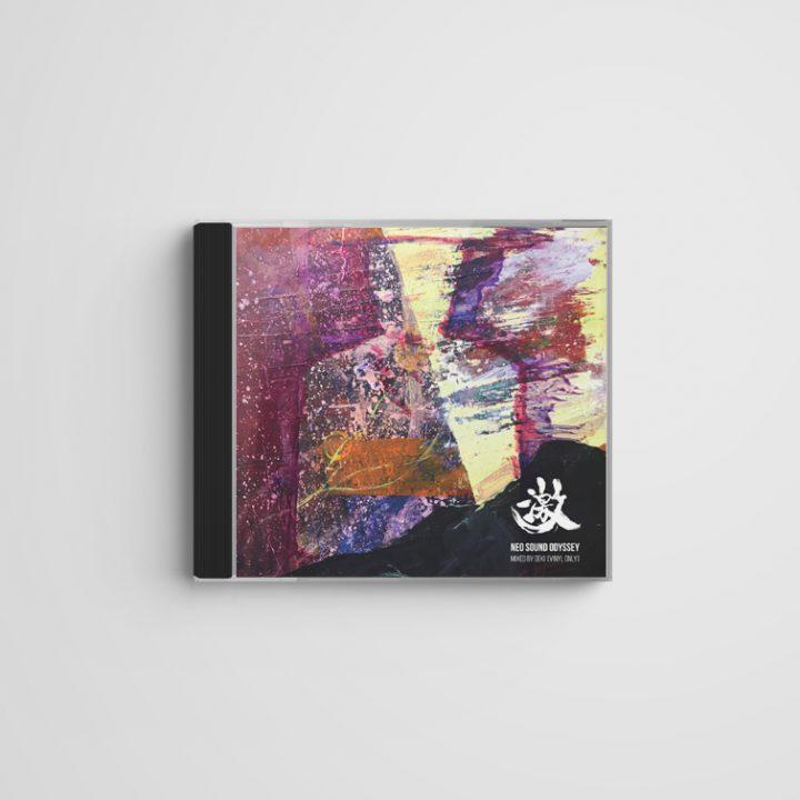 NEO SOUND ODYSSEY CDジャケット