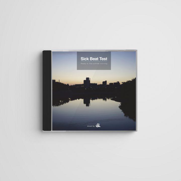 Sick Beat Test CDジャケット