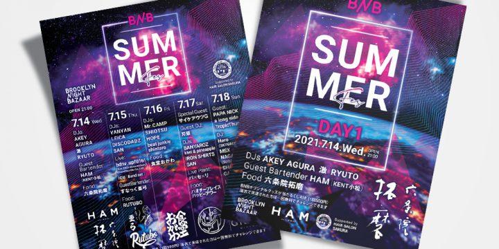 BNB SUMMER FES 2021